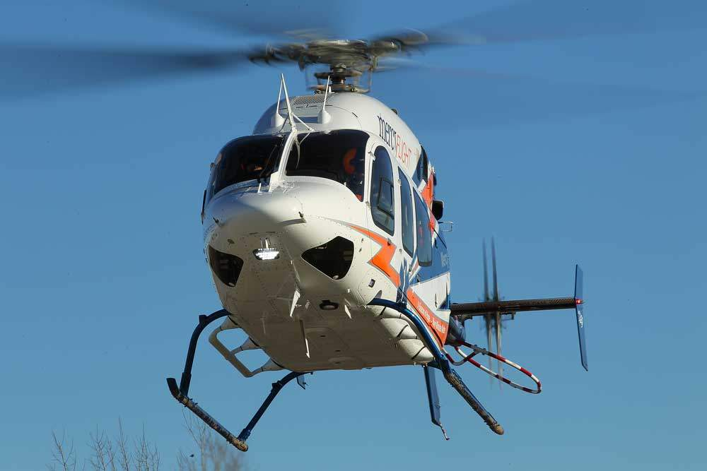 Mercy flight getting 3 new helicopters