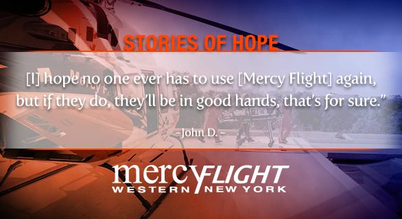 Stories of Hope: John D.