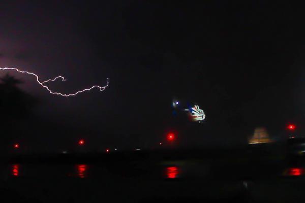 MF lightning