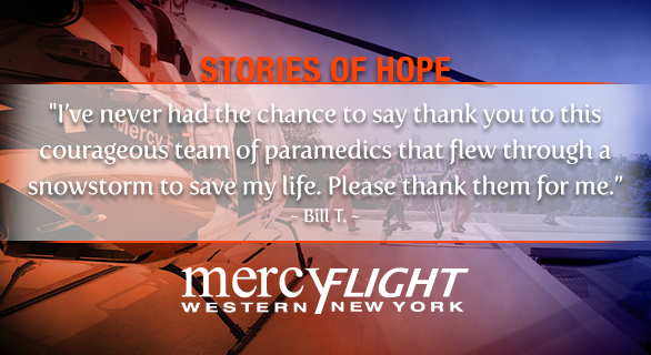 Stories of Hope: Bill